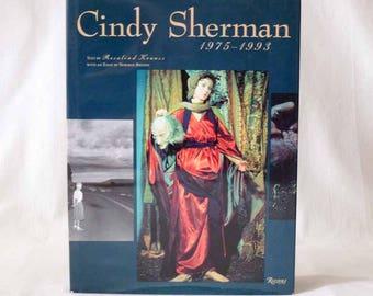 Original Selfie and Self Portrait Artist, Cindy Sherman 1975-1993 With Rosalind Krauss, 1st Edition