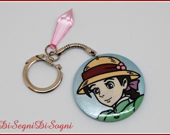 Key Chain SOPHIE Howl's Moving Castle