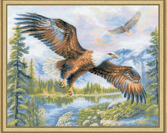 RIOLIS® Free Fall Counted Cross-Stitch Kit