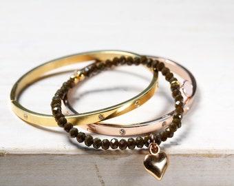 Boho Bracelet, Seed Bead Bracelet, Beaded Bracelet, Bracelets for Women, Hippie Bracelet, Gift, Customized Bracelet, Custom Bracelet