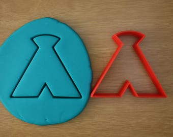 Tepee Cookie Cutter