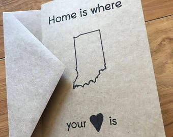 Indiana Themed Cards