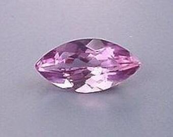 one - 10x5 marquise rose amethyst gem stone gemstone