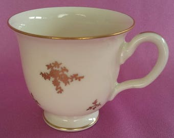 Rosenthal Selb Germany Demitasse Espresso Cup with Gold Trim