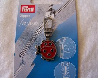 Pull for zipper (482183) Ladybug motif