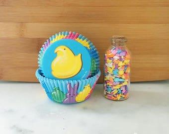 Easter Peep Cupcake Kit, Decorating Kit