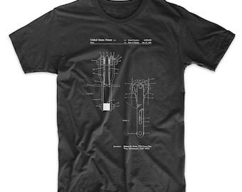 Rock Climbing Cam Patent T Shirt, Rock Climbing Anchor, Rock Climbing T Shirt, Climbing Gear, Outdoorsman, PP0418
