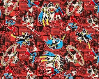 Variety of 2 *DC Comio Girl Power Wonder Woman Super Girl Bat Girl* Baby Bibs Terry Cloth Backing Super Absorbent