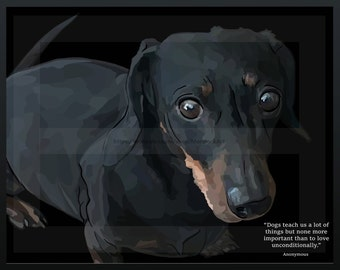 Digital Painting Pet Portraits