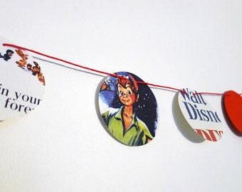 Disney's Peter Pan Garland