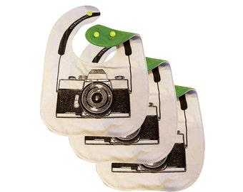 3er-Pack Lätzchen Kamera)