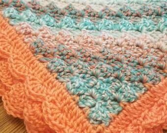 Springtime C2C Blanket