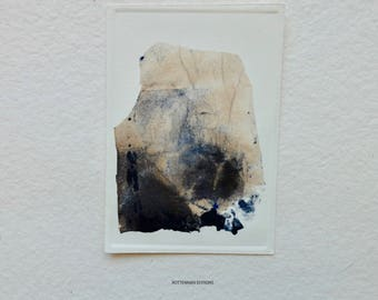 Monotype, printmaking, Print, illustration, abstract, Engraving, Original, minimalist