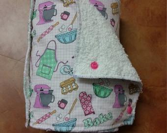 Unpaper towels, 16 sheets.