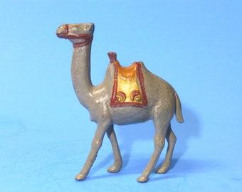 "Cast Iron ""Small Camel"" Still Bank  1920-1930's"