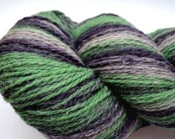 Dundaga Yarn, Latvian Wool Yarn, Organic Wool. Wool Yarn 2 ply. Artistic Wool Yarn