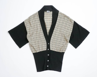 MISSONI - Combined tissue t-shirt