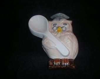 Animal spoon rest