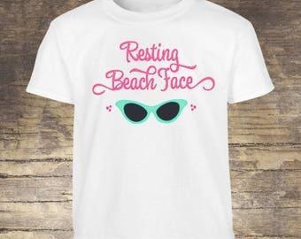 Beach T-Shirt, Beach Apparel, Beach, Beach Shirt, Ocean, Sea, Gift for Beach Lover