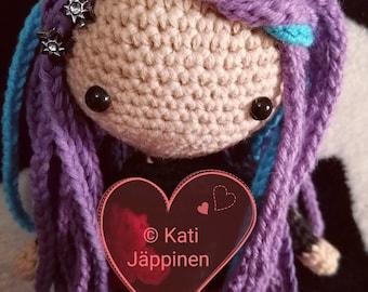 Aria - Crochet Doll *PDF PATTERN ONLY*