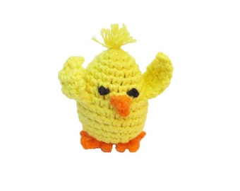 Catnip Chick Cat Toy - Choose Your Color