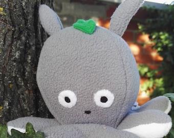 Totoro octopus