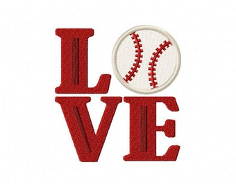 For the love of sports baseball tennis soccer billiards pool basketball group of five machine embroidery design