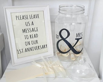 Wedding Message in a Bottle INTERNATIONAL OPTION