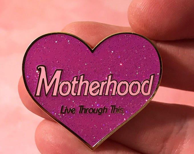Motherhood, Live Through This Hole 90s Grunge Mashup.