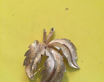 Goldtone BSK pin