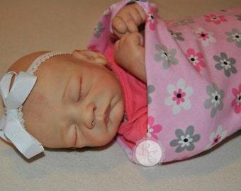Surprise Sleeping Reborn Baby Doll * Realistic Baby Doll * Collectible Doll * Boy or Girl Newborn Lifelike Art Doll *You Choose Gender*