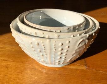 Unicorn nesting bowl set