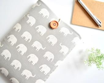Elephants iPad Mini Case, iPad Mini 4 Case, iPad Mini Sleeve, Galaxy Tab Case, Galaxy Tab Sleeve - Elephants
