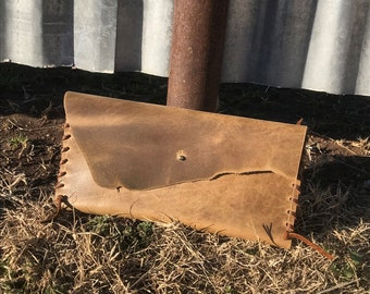 Brown Clutch
