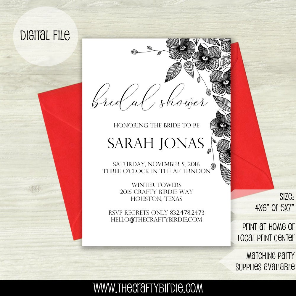 Awesome Cheap Couples Wedding Shower Invitations Image - Invitations ...