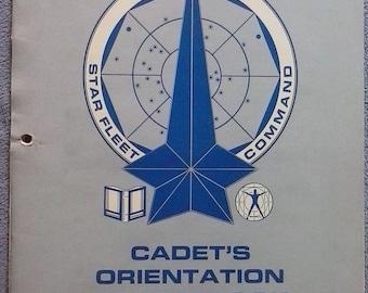 Star Trek, Cadet's Orientation Sourcebook