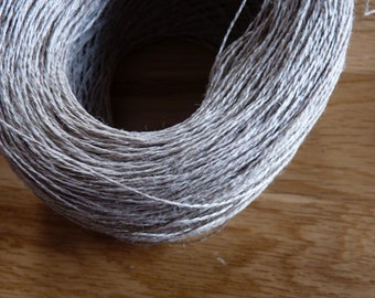 Add linen thread to your tag order