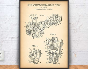 Definition prints alcohol wall art prints quote print home transformer patent print transformers poster transformers wall art optimus prime printable optimus malvernweather Image collections