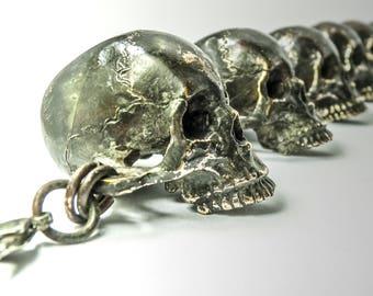 Skull Chain No.2
