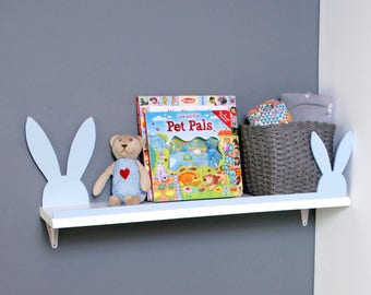 Big Curious Ears - shelf for kids room