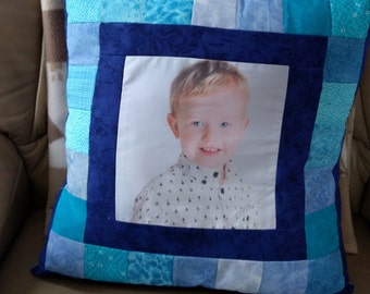 Custom Made Photo Pillow