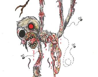 Zombie Sloth
