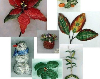 Victorian Patterns For The Holidays VIA PDF