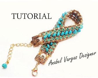 Bracelet Tutorial (Spanish)