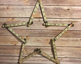 Vintage Ruler Star