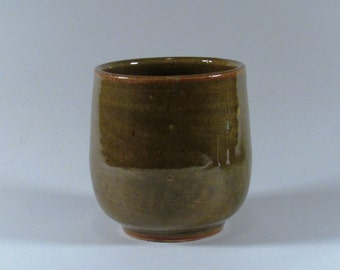 Ceramic Yunomi - Tea Bowl, Coffee Cup, Ceramic Coffee Mug, Stoneware Mug, 8 oz Mug, Tea Cup, Tumbler, Handmade Mug, Ready to Ship, TB1-4