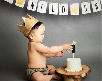 Where the wild things are, where the wild things are crown, max crown, wild one birthday, wild one party supplies, Wild one crown, monsters