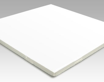 Glossy Finish Dye Sublimation Tiles Made in USA - 6 Pack