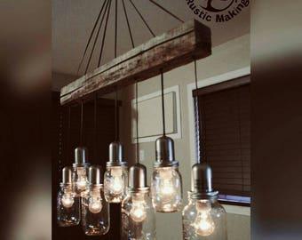 Rustic Hanging Ceiling Lamp