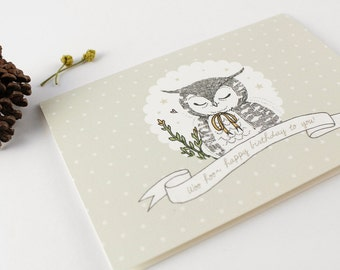 Woo Hoo, Happy Birthday to You - 10 Greeting Cards
